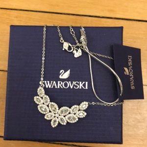 Swarovski statement necklace